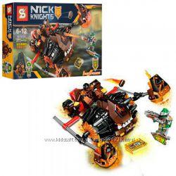 Конструктор детский SY561 Nexo Knights