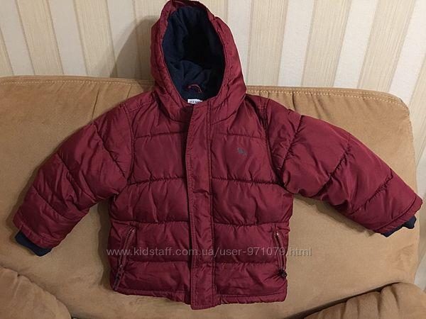 Куртка утепленная Old Navy, 4-5лет