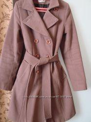 Продам пальто 44-46 размер. Утеплённое