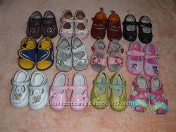Обувь для девочки 19-20р