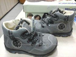 Кожаные ботинки primigi 21