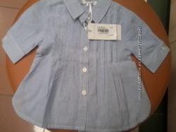 Блузки 6-12міс.