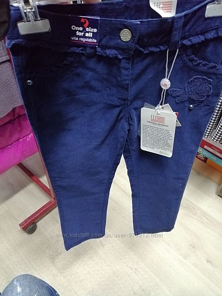вельветовые брюки original marines 6р