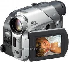 Продам видеокамеру VC GR-D23e