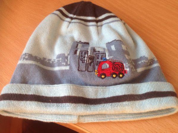 Детская шапочка 42 р-ра 100 хлопок