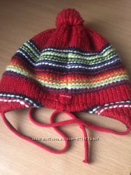 Зимняя шапочка на флисовой подкладке Maximo 43-45 размер