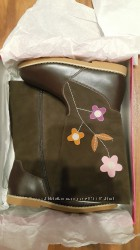 Новые демисезонные сапоги Norvic Girls Kuzco Boots