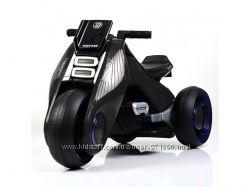 Детский мотоцикл Bambi M 3926-2 Black