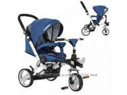 Детский трехколесный велосипед М 3647 А-М4, надувные колеса