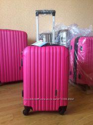 Супер качество Средний чемодан поликарбонат Валіза середня Киев