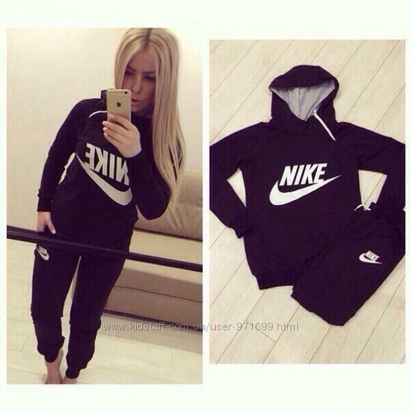 Акция Спортивный костюм женский Nike Adidas Жіночий спортивний костюм 2802588d80c67