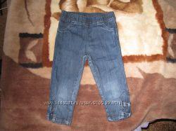 бриджи джинс на девочку