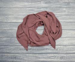 Длинный осенний шарф