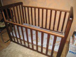 Кровать Соня Верес ЛД-12м матрац детский можно для двойни
