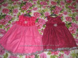 Нарядные платья на прокат можно для двойни, близнецов от 1, 5 до 2, 5 лет