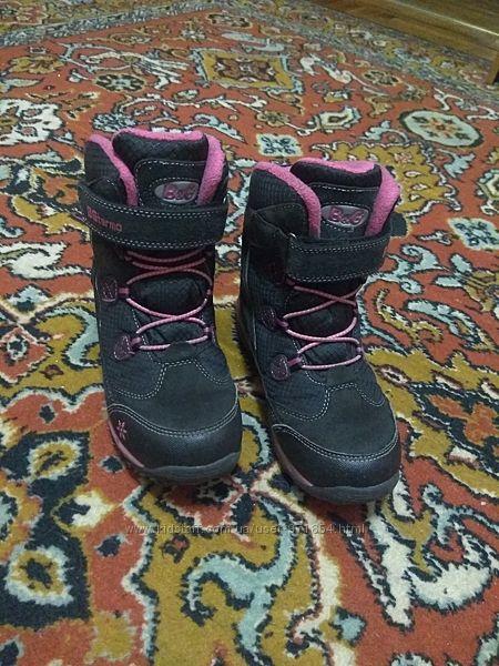 Термо ботинки сапоги  B&G р. 32 по стельке 20 см.