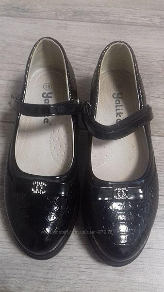 Туфли для девочки ТМ Yalike 35 размер