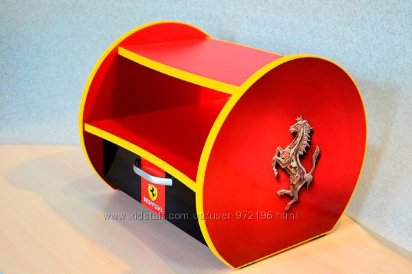 Прикроватная тумбочка Ferrari