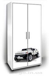Шкаф Hummer для детской комнаты Тм Diego