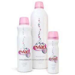 Освежающий спрей для лица Evian Brumisateur в наличии 50, 150 и 300 мл