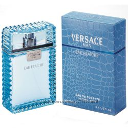 Versace Man Eau Fraiche туалетная вода для мужчин