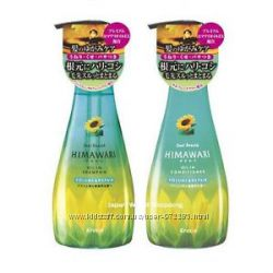 Шампунь для волос Kanebo Dear Beaute Himawari Premium EX оригинал