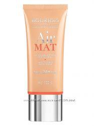 Крем тональный Bourjois Air Mat 24H, 1, 2, 3 Perfect, Healthy Mix оригинал