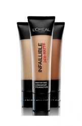 Крем тональный LOreal Infaillible, Infaillible 24h, Nude Magique Cushion