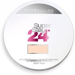 Пудра компактная для лица Maybelline Super Stay 24h Waterproof Better Skin