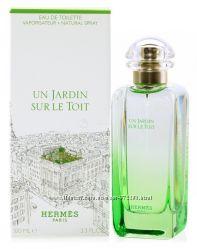 Туалетная вода Hermes Un Jardin Sur Le Toit оригинал