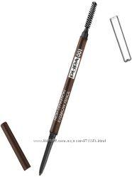 Карандаш для бровей Pupa High Definition Eyebrow Pencil оригинал