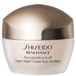 Крем ночной для лица Shiseido Benefiance WrinkleResist 24 Night Cream