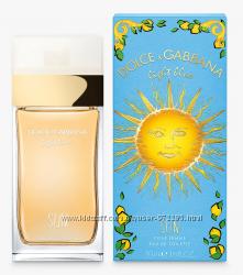Туалетная вода Dolce&Gabbana Light Blue Sun оригинал