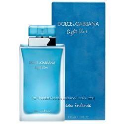 Парфюмированная вода Dolce&Gabbana Light Blue Eau Intense оригинал