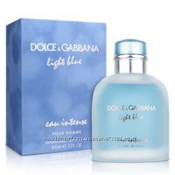 Парфюмированная вода Dolce&Gabbana Light Blue Eau Intense Pour Homme
