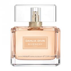 Парфюмированная вода Givenchy Dahlia Divin Nude оригинал