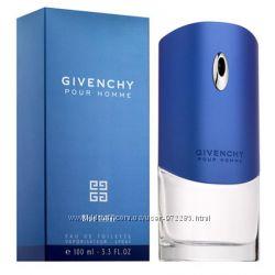 Туалетная вода Givenchy Blue Label pour homme оригинал