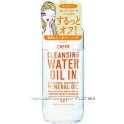 Средство для снятия макияжа с лица и глаз Kracie Creer, мицеллярная вода