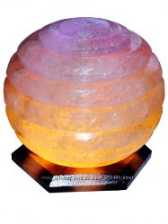 Соляная лампа-полезный и оригинальный подарок
