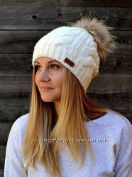 Теплая зимняя шапка Джульетта, новая, в наличии