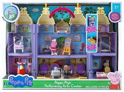 Центр искусств домик свинки Пеппы  Peppa Performing Arts Center