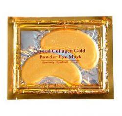 Коллагеновая маска с био-золотом для глаз