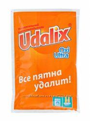 Пятновыводитель Удаликс Udalix Oxi Ultra в порошке 40 г и 500 г
