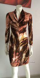 платье с длинным рукавом BCBG MAXAZRIA р 44
