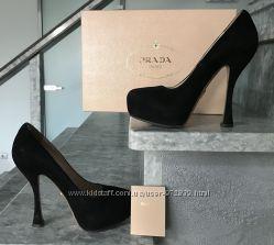 Prada очень красивые туфли черные оригинал, 8500 грн. Туфли женские ... ee595f508bd