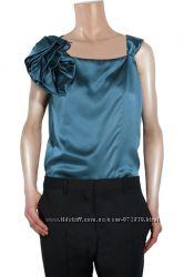 Miu Miu Prada блуза шёлковая р. 44 оригинал