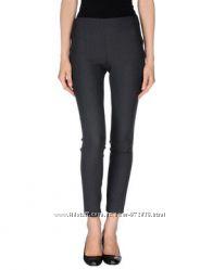 Emporio ARMANI брюки слим тонкие твидовый трикотаж 42 44