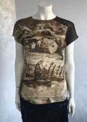 Шелковая блуза DOLCE & GABВANA р 46-48