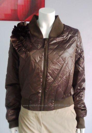 SCERVINO STREET куртка бомбер оригинал Италия р 46-48