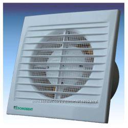 Бытовой вентилятор Домовент серии С 100, 125, 150